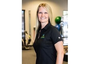 Henderson physical therapist Nicole Stoker Evans, PT, DPT, CSCS