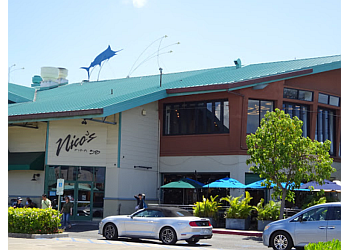 Honolulu seafood restaurant Nico's Pier 38