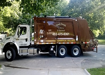 Lincoln junk removal Niederhaus Refuse, Inc.