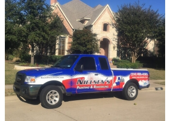 Plano painter Nielsen's Painting and Remodeling, Co