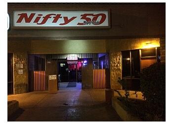 Glendale night club Nifty Fifty's