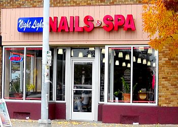 Seattle nail salon Night Light Nails & Spa