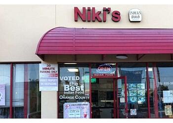 Santa Ana indian restaurant Niki's