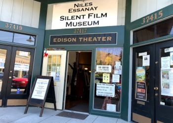 Fremont places to see Niles Essanay Silent Film Museum