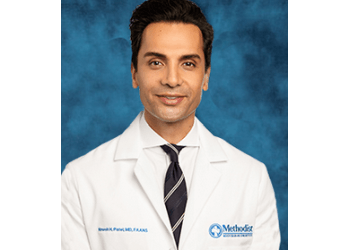 Dallas neurosurgeon Nimesh H. Patel, MD