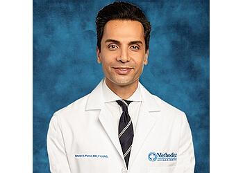 Dallas neurosurgeon Nimesh H. Patel, MD, FAANS - METHODIST MOODY BRAIN AND SPINE INSTITUTE