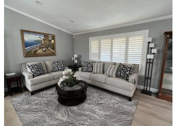 San Jose window treatment store Nina Blinds & Shades