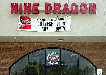 Baton Rouge chinese restaurant Nine Dragon Chinese Restaurant
