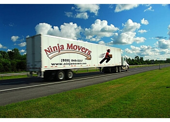 Fremont moving company Ninja Movers