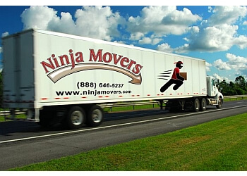 Ninja Movers Santa Clara Moving Companies