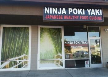 Victorville japanese restaurant Ninja Poki Yaki