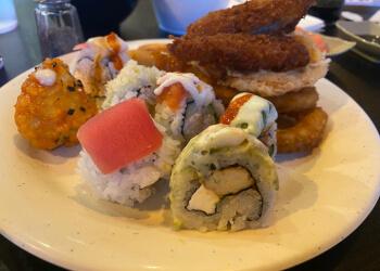 Arlington sushi Ninja Sushi & Grill