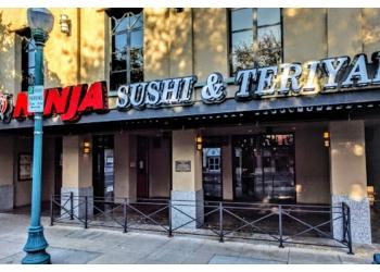 Roseville sushi Ninja Sushi and Teriyaki