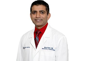 Tampa gynecologist Niraj Patel, MD, FACOG