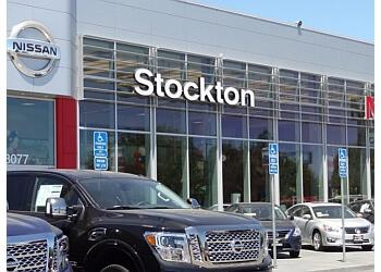 Stockton car dealership Nissan of Stockton