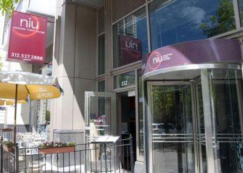 Chicago japanese restaurant Niu Japanese Fusion Lounge