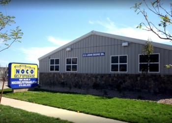 Fort Collins storage unit NoCo Self Storage