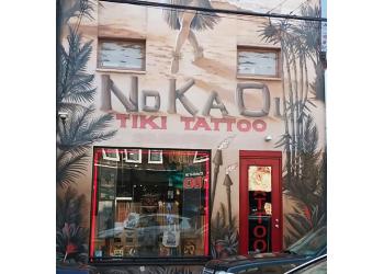 Philadelphia tattoo shop No Ka Oi Tiki