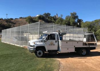 Huntington Beach fencing contractor No Limit Fence Company