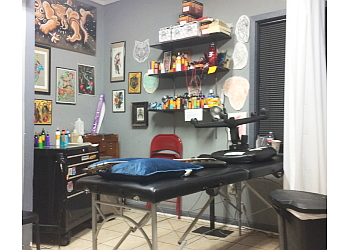 Memphis tattoo shop No Regrets Tattoo