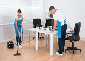 Pembroke Pines commercial cleaning service No Spots Commercial Cleaning Service