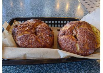Santa Clara bagel shop Noah's Bagels
