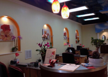 Sacramento nail salon Noble Nails Spa