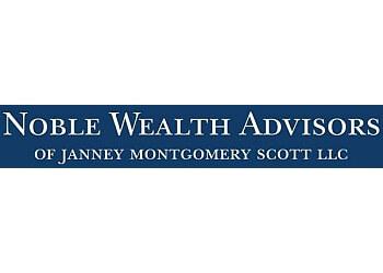 New Haven financial service Noble Wealth Advisors of Janney Montgomery Scott, LLC