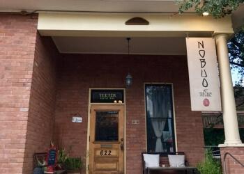 Nobuo at Teeter House