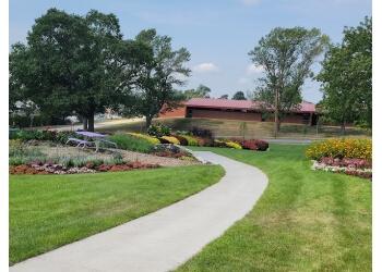 Cedar Rapids public park Noelridge Park
