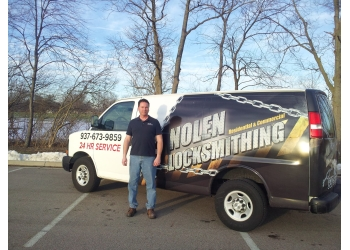 Dayton locksmith Nolen Locksmithing