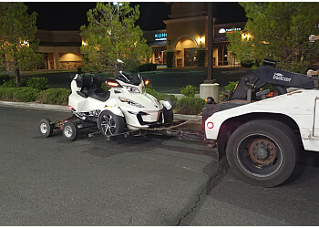 Henderson towing company Non Stop Towing