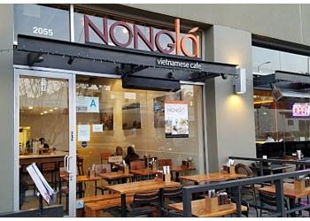 Los Angeles vietnamese restaurant Nong Lá Vietnamese Cafe
