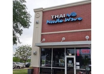 Garland thai restaurant Noodle Wave
