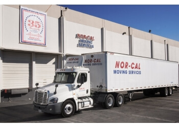 Hayward moving company Nor-Cal Moving Services