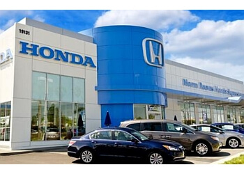 Huntington Beach car dealership NORM REEVES HONDA SUPERSTORE