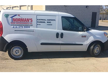 Milwaukee handyman Norman's Home Improvements LLC