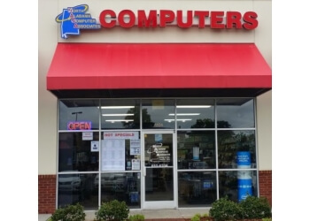 Huntsville computer repair North Alabama Computer Associates