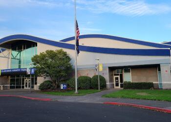 Portland amusement park North Clackamas Aquatic Park