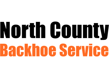 Oceanside septic tank service North County Backhoe Service