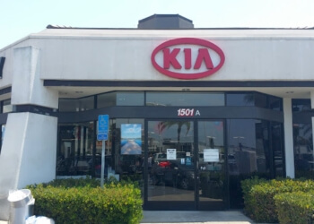 Escondido car dealership North County Kia