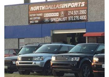 Garland car repair shop NORTH DALLAS IMPORTS