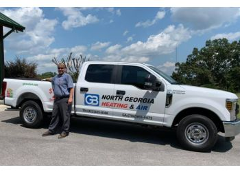 Chattanooga hvac service North Georgia Heating & Air, Inc.