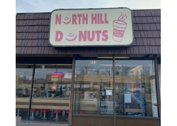Akron donut shop North Hill Donuts