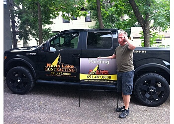 St Paul roofing contractor North Lake Contracting