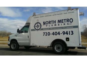 Thornton plumber North Metro Plumbing
