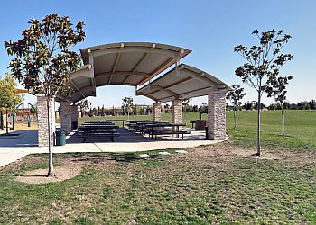 Sacramento public park North Natomas Regional Park