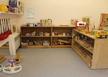 Tacoma preschool North Orchard-Delong Cooperative Preschool
