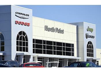 Winston Salem car dealership NORTH POINT CHRYSLER JEEP DODGE RAM FIAT