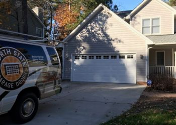 Durham garage door repair North State Garage Doors, Llc